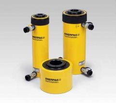 Enerpac RRH-Series, Double Acting Hollow Plunger Cylinders: Swipe To View More Images