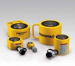 Enerpac RSM, RCS-Series, Low Height Hydraulic Cylinders: Swipe To View More Images