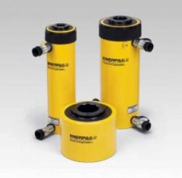 Enerpac RRH-Series, Double Acting Hollow Plunger Cylinders: Click Here To View Larger Image