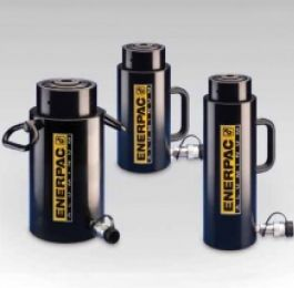 Enerpac RACL-Series, Aluminium Lock Nut Cylinders: Click Here To View Larger Image