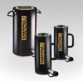 Enerpac RACH-Series, Aluminium Hollow Plunger Cylinders: Click Here To View Larger Image