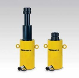 Enerpac RT-Series, Multi-Stage, Telescopic Hydraulic Cylinders: Click Here To View Larger Image