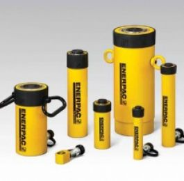 Enerpac RC-Series, Single Acting Hydraulic Cylinders: Click Here To View Larger Image