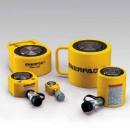 Enerpac RSM, RCS-Series, Low Height Hydraulic Cylinders: Click Here To View Larger Image